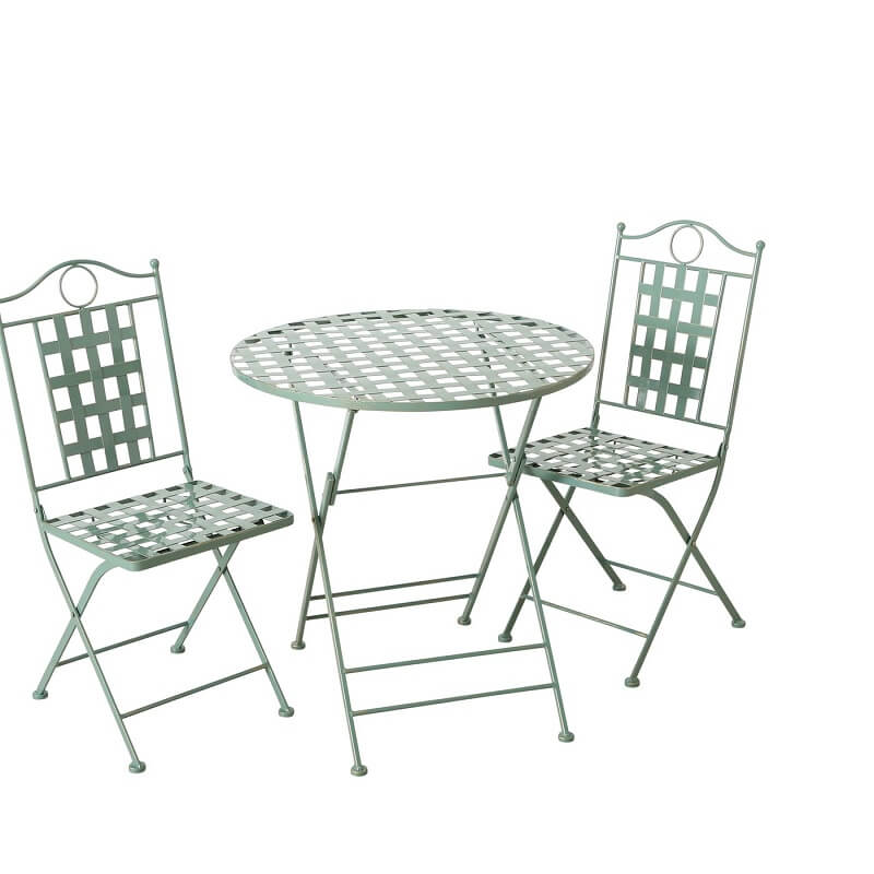 Bistro set groen Patio