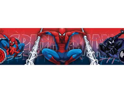 Border 15,9cm - Spiderman Amazing / Decofun