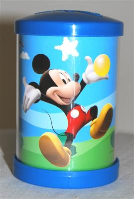 Mickey mouse tafellamp
