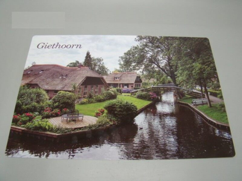 Placemat Giethoorn
