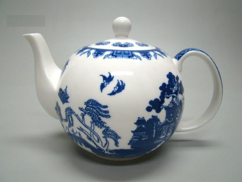 Theepot Blue Willow