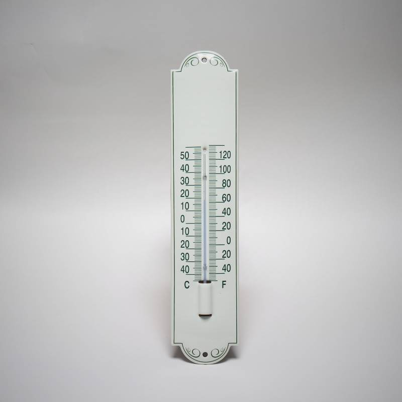 Thermometer Blanco Cr�me - Groen